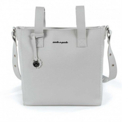BOLSO PANERA BISCUIT GRIS