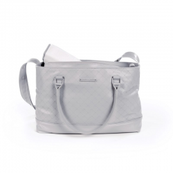 BOLSO MATERNAL NORMANDIE GRIS